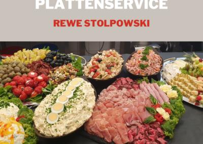 REWE Stolpwoski Plattenservice fuer viele Events